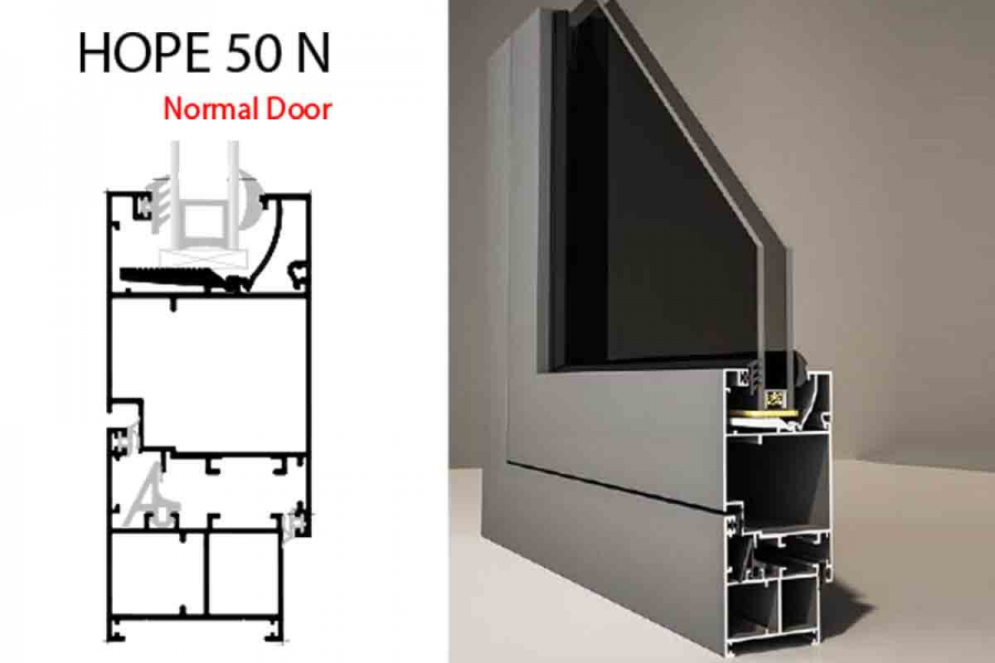 Hope 50N Normal Door